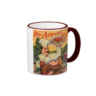 Bon Appetit Mug