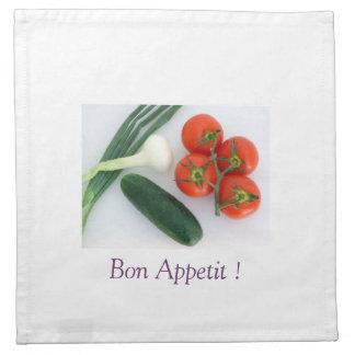 Bon Appetit - Napkin