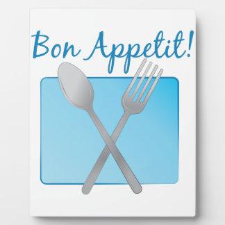 Bon Appetit Plaques