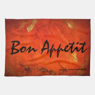 Bon Appetit Towel