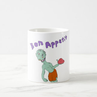 Bon Appetit Zombie Mug