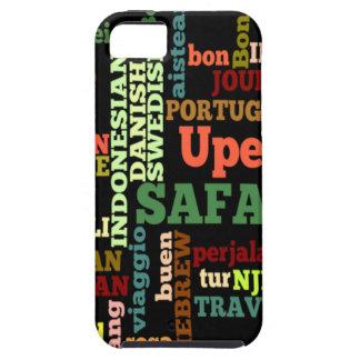 Bon Italian Irish Safari Hapanese Voyage iPhone 5 Cover