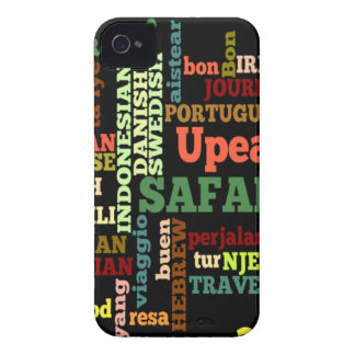 Bon Italian Irish Safari Hapanese Voyage iPhone 4 Cover
