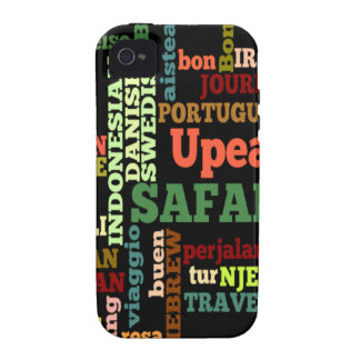 Bon Italian Irish Safari Hapanese Voyage iPhone 4/4S Cases