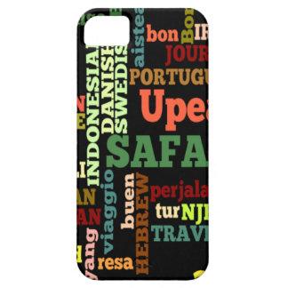 Bon Italian Irish Safari Hapanese Voyage iPhone 5 Covers