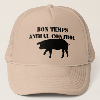 Bon Temps Animal Control Hat