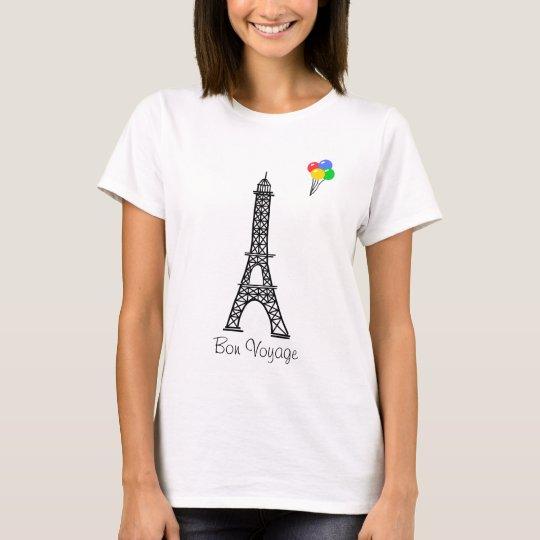 Bon Voyage Balloons T-Shirt