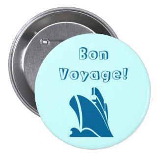 Bon Voyage Button