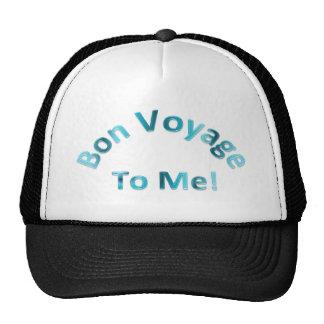 Bon Voyage to ME Cap