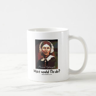 BonafideNurse_-_What_would_Flo_do Coffee Mug