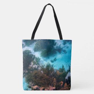 Bonairean Reef Tote Bag