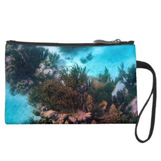 Bonairean Reef Wristlet Purses