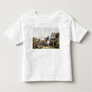 Bonaparte Just before his Flight Toddler T-Shirt