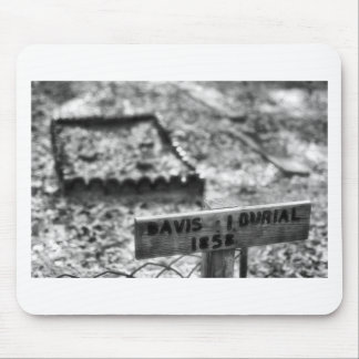 Bonaventure Cemetery Savannah GA Mousepads