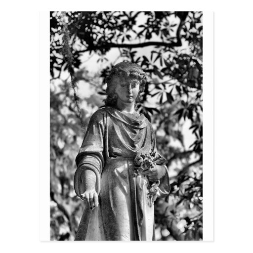 Bonaventure Cemetery Savannah, GA Post Card