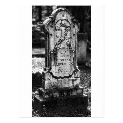 Bonaventure Cemetery Savannah, GA Postcards