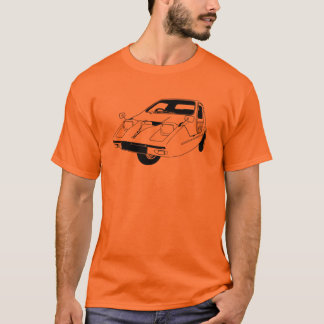 Bond Bug inspired t-shirt. T-Shirt