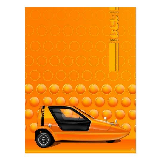 Bond Bug Postcard 3