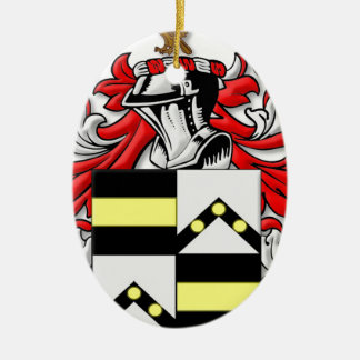 Bond Coat of Arms Ornament