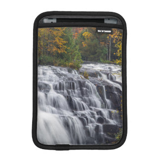 Bond Falls In Autumn Near Paulding, Michigan iPad Mini Sleeve
