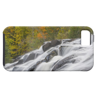 Bond Falls on the Middle Fork of the Ontonagon iPhone 5 Cover