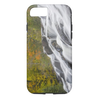 Bond Falls on the Middle Fork of the Ontonagon iPhone 8/7 Case