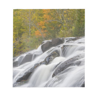 Bond Falls on the Middle Fork of the Ontonagon Notepad
