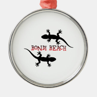 Bondi Beach Australia Christmas Ornament
