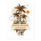 Bondi Beach Australia Postcard