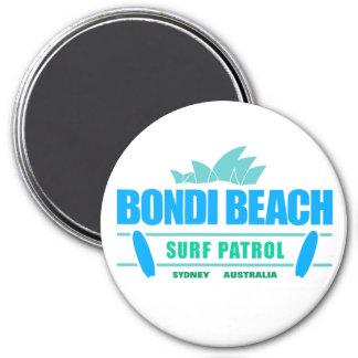 Bondi Beach Surf Patrol Sydney Australia 7.5 Cm Round Magnet