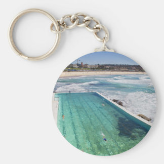 Bondi Icebergs Key Ring
