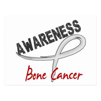 Bone Cancer Awareness 3 Postcard
