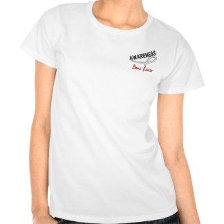 Bone Cancer Awareness 3 Tee Shirt