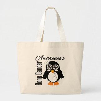 Bone Cancer Awareness Penguin Bag