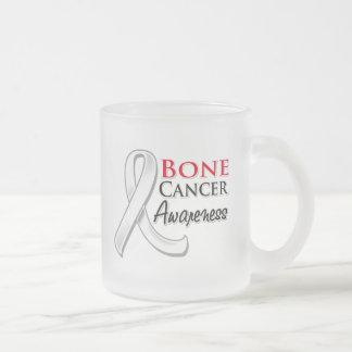 Bone Cancer Awareness Ribbon Mug
