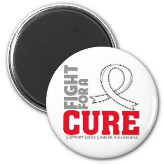 Bone Cancer Fight For A Cure Magnet