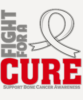 Bone Cancer Fight For A Cure T Shirts