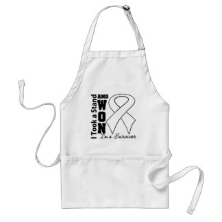 Bone Cancer I Took a Stand and Won Aprons
