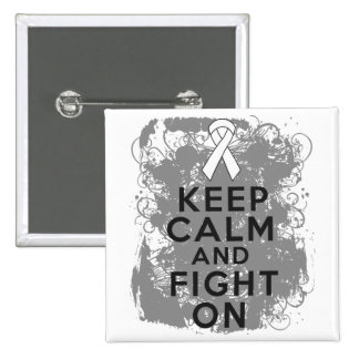 Bone Cancer Keep Calm and Fight On png Pin