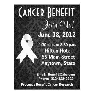Bone Cancer Personalised Benefit Flyer
