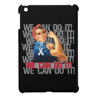 Bone Cancer Rosie WE CAN DO IT Cover For The iPad Mini