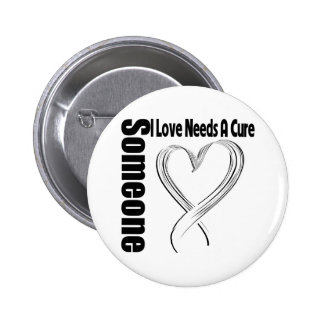 Bone Cancer Someone I Love Needs A Cure Pin