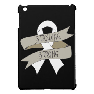 Bone Cancer Standing Strong Case For The iPad Mini