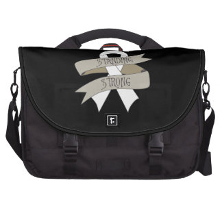 Bone Cancer Standing Strong Commuter Bags