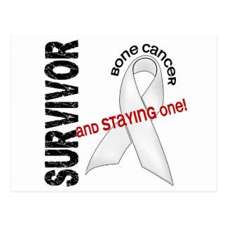 Bone Cancer Survivor Postcard