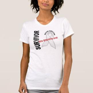 Bone Cancer Survivor Tee Shirts