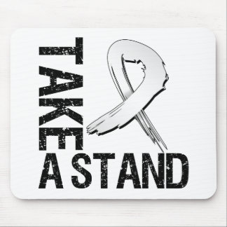 Bone Cancer Take A Stand Mouse Pad
