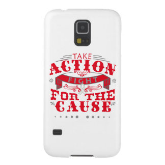 Bone Cancer Take Action Fight For The Cause Samsung Galaxy Nexus Case