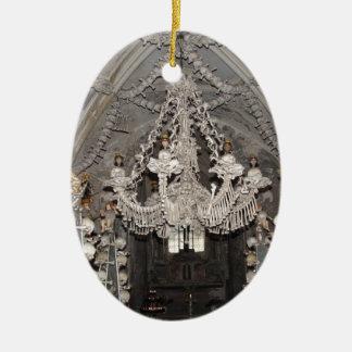 Bone Chandelier Christmas Ornament