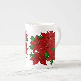 Bone China Christmas Mug